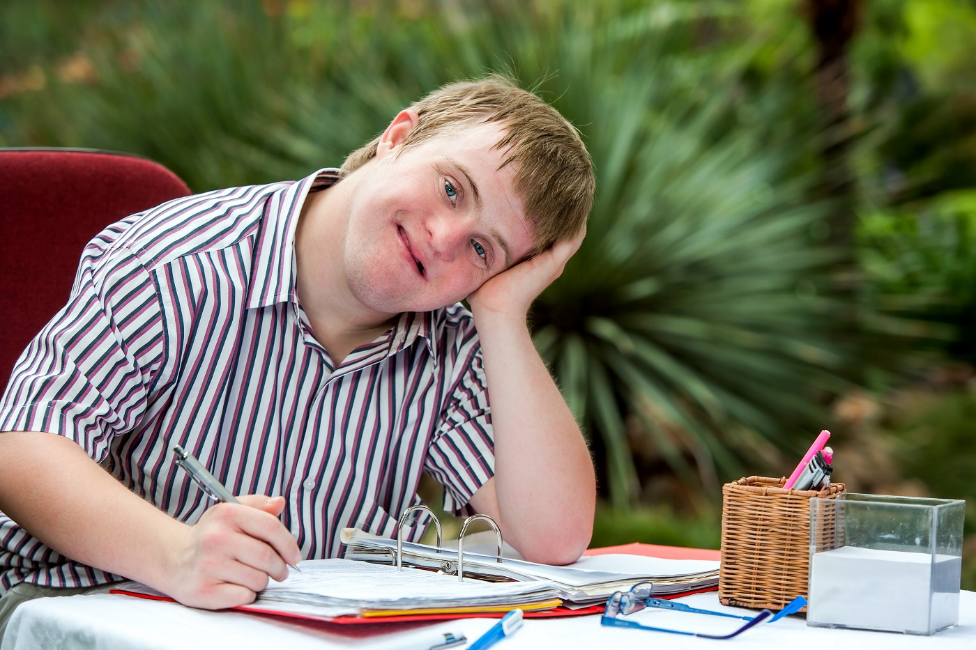 providing care at home for people with learning disabilities